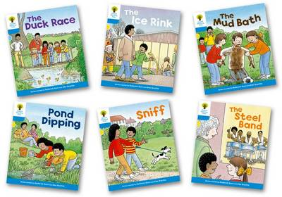 Oxford Reading Tree: Level 3: First Sentences: Pack of 6 - Oxford Reading Tree