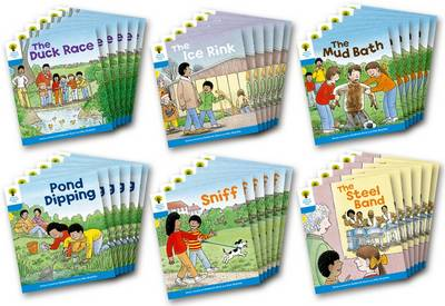 Oxford Reading Tree: Level 3: First Sentences: Class Pack of 36 - Oxford Reading Tree