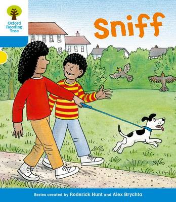 Oxford Reading Tree: Level 3: First Sentences: Sniff - Oxford Reading Tree (Paperback)