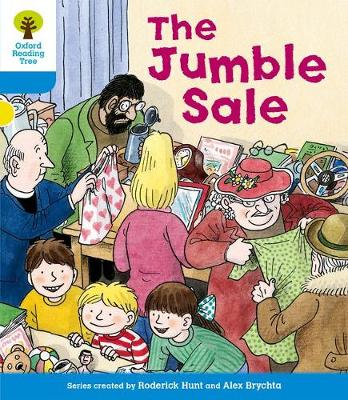 Oxford Reading Tree: Level 3: More Stories A: The Jumble Sale - Oxford Reading Tree (Paperback)