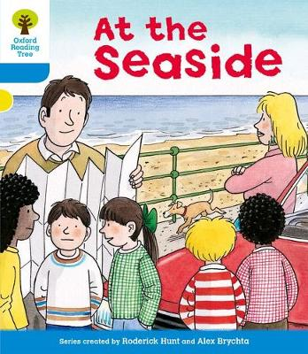 Oxford Reading Tree: Level 3: More Stories A: At the Seaside - Oxford Reading Tree (Paperback)