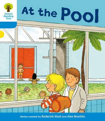 Oxford Reading Tree: Level 3: More Stories B: At the Pool - Oxford Reading Tree (Paperback)