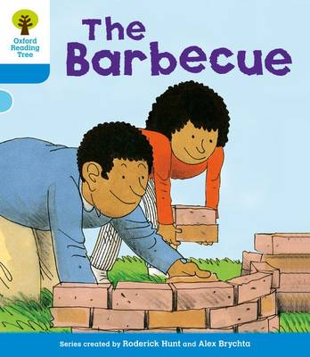 Oxford Reading Tree: Level 3: More Stories B: The Barbeque - Oxford Reading Tree (Paperback)