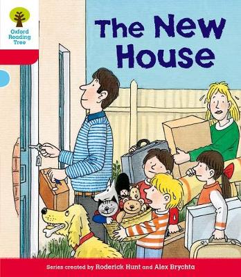 Oxford Reading Tree: Level 4: Stories: The New House - Oxford Reading Tree (Paperback)
