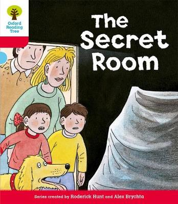 Oxford Reading Tree: Level 4: Stories: The Secret Room - Oxford Reading Tree (Paperback)
