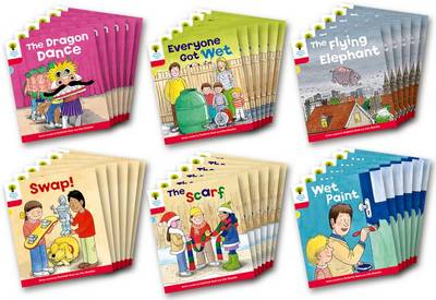 Oxford Reading Tree: Level 4: More Stories B: Class Pack of 36 - Oxford Reading Tree