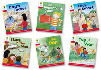 Oxford Reading Tree: Level 4: More Stories C: Pack of 6 - Oxford Reading Tree