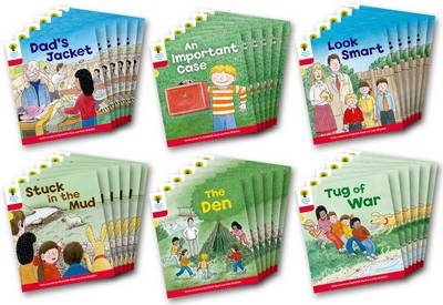 Oxford Reading Tree: Level 4: More Stories C: Class Pack of 36 - Oxford Reading Tree