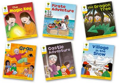 Oxford Reading Tree: Level 5: Stories: Pack of 6 - Oxford Reading Tree