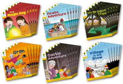 Oxford Reading Tree: Level 5: Stories: Class Pack of 36 - Oxford Reading Tree
