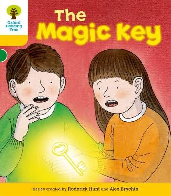 Oxford Reading Tree: Level 5: Stories: The Magic Key - Oxford Reading Tree (Paperback)