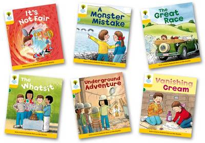 Oxford Reading Tree: Level 5: More Stories A: Pack of 6 - Oxford Reading Tree