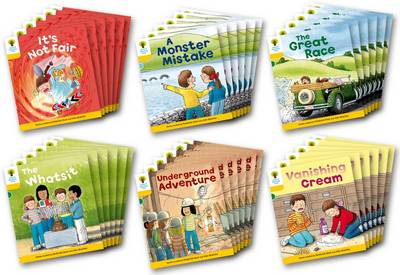 Oxford Reading Tree: Level 5: More Stories A: Class Pack of 36 - Oxford Reading Tree