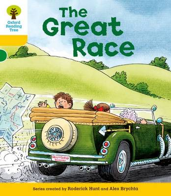 Oxford Reading Tree: Level 5: More Stories A: The Great Race - Oxford Reading Tree (Paperback)