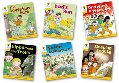 Oxford Reading Tree: Level 5: More Stories C: Pack of 6 - Oxford Reading Tree
