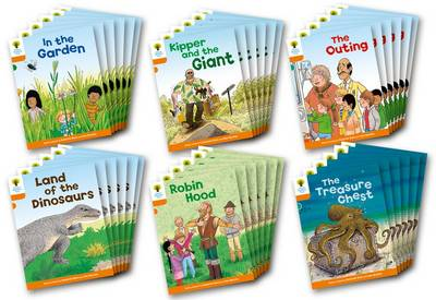 Oxford Reading Tree: Level 6: Stories: Class Pack of 36 - Oxford Reading Tree