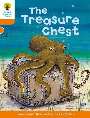Oxford Reading Tree: Level 6: Stories: The Treasure Chest - Oxford Reading Tree (Paperback)