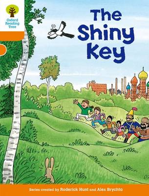 Oxford Reading Tree: Level 6: More Stories A: The Shiny Key - Oxford Reading Tree (Paperback)