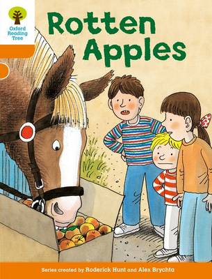 Oxford Reading Tree: Level 6: More Stories A: Rotten Apples (Paperback)