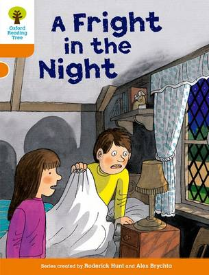 Oxford Reading Tree: Level 6: More Stories A: A Fright in the Night - Oxford Reading Tree (Paperback)