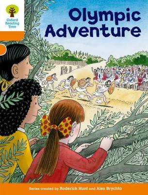 Oxford Reading Tree: Level 6: More Stories B: Olympic Adventure - Oxford Reading Tree (Paperback)