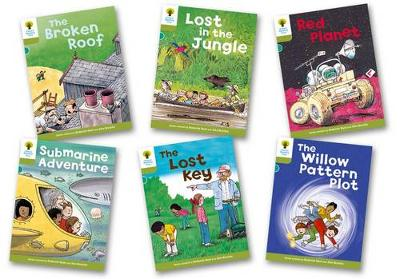 Oxford Reading Tree: Level 7: Stories: Pack of 6 - Oxford Reading Tree
