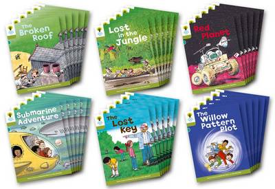 Oxford Reading Tree: Level 7: Stories: Class Pack of 36 - Oxford Reading Tree