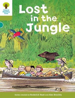 Oxford Reading Tree: Level 7: Stories: Lost in the Jungle - Oxford Reading Tree (Paperback)