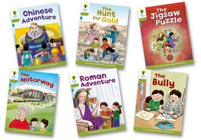 Oxford Reading Tree: Level 7: More Stories A: Pack of 6 - Oxford Reading Tree