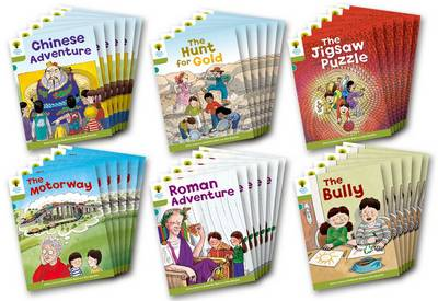 Oxford Reading Tree: Level 7: More Stories A: Class Pack of 36 - Oxford Reading Tree