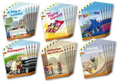 Oxford Reading Tree: Level 8: Stories: Class Pack of 36 - Oxford Reading Tree