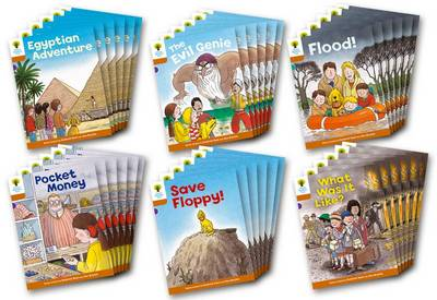Oxford Reading Tree: Level 8: More Stories: Class Pack of 36 - Oxford Reading Tree