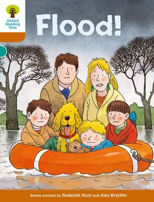 Oxford Reading Tree: Level 8: More Stories: Flood! - Oxford Reading Tree (Paperback)