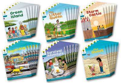 Oxford Reading Tree: Level 9: Stories: Class Pack of 36 - Oxford Reading Tree