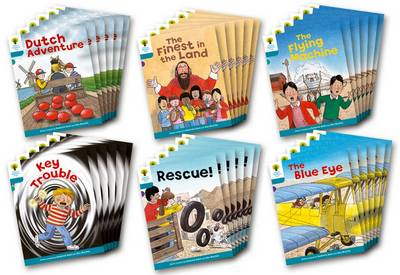 Oxford Reading Tree: Level 9: More Stories A: Class Pack of 36 - Oxford Reading Tree