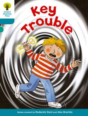 Oxford Reading Tree: Level 9: More Stories A: Key Trouble - Oxford Reading Tree (Paperback)