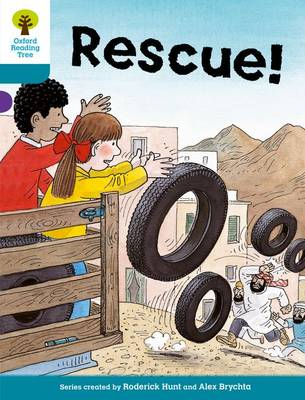 Oxford Reading Tree: Level 9: More Stories A: Rescue - Oxford Reading Tree (Paperback)