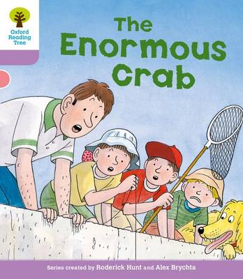 Oxford Reading Tree: Level 1+: Decode and Develop: The Enormous Crab - Oxford Reading Tree (Paperback)