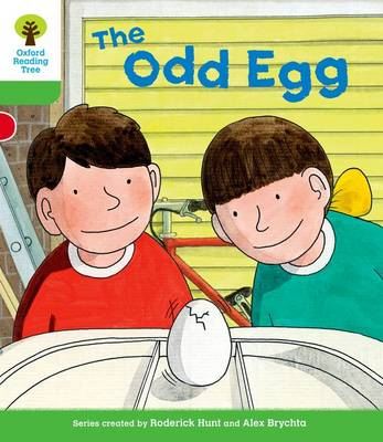 Oxford Reading Tree: Level 2: Decode and Develop: The Odd Egg - Oxford Reading Tree (Paperback)