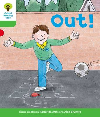 Oxford Reading Tree: Level 2: Decode and Develop: Out! - Oxford Reading Tree (Paperback)