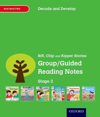 Oxford Reading Tree: Stage 2: Decode and Develop: Group/Guided Reading Notes (Paperback)