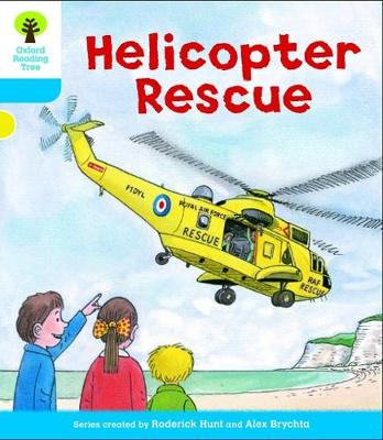 Oxford Reading Tree: Level 3: Decode and Develop: Helicopter Rescue - Oxford Reading Tree (Paperback)