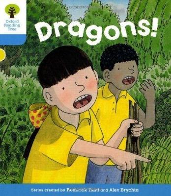 Oxford Reading Tree: Level 3: Decode and Develop: Dragons - Oxford Reading Tree (Paperback)