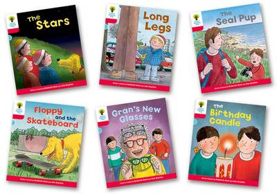 Oxford Reading Tree: Level 4: Decode and Develop Pack of 6 - Oxford Reading Tree