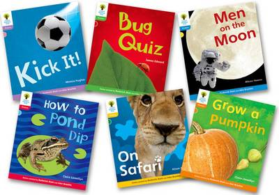 Oxford Reading Tree Floppy's Phonics Non-Fiction Super Easy Buy Pack