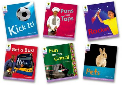 Oxford Reading Tree: Level 1+: Floppy's Phonics Non-Fiction: Pack of 6 - Oxford Reading Tree