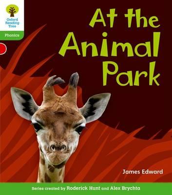 Oxford Reading Tree: Level 2: Floppy's Phonics Non-Fiction: At the Animal Park - Oxford Reading Tree (Paperback)