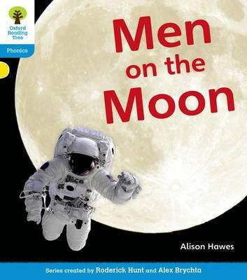 Oxford Reading Tree: Level 3: Floppy's Phonics Non-Fiction: Men on the Moon - Oxford Reading Tree (Paperback)