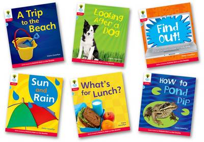 Oxford Reading Tree: Level 4: Floppy's Phonics Non-Fiction: Pack of 6 - Oxford Reading Tree