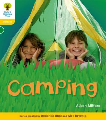Oxford Reading Tree: Level 5: Floppy's Phonics Non-Fiction: Camping - Oxford Reading Tree (Paperback)
